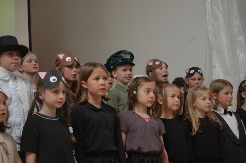 Kinderkantorei Troisdorf Evangelisch Singen Kinder