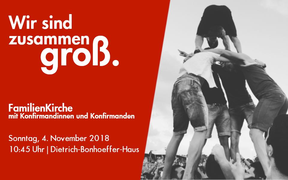 Wir sind zusammen groß-2018-FamilienKirche-Evangelisch-Troisdorf